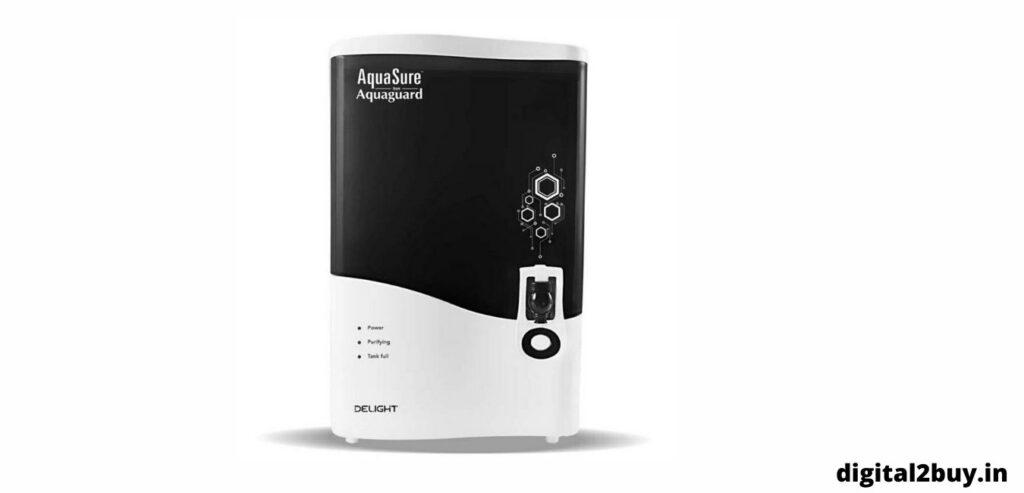 Eureka Forbes AquaSure from Aquaguard Delight Review