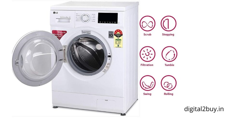 Best fully automatic washing machine in India 2021